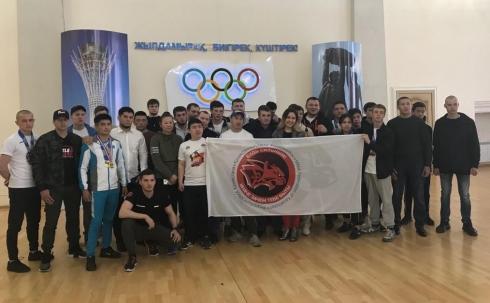 Тренерским штабом было решено сформировать состав сборной из более молодых, уверенных в себе людей,- Владимир Абросимов