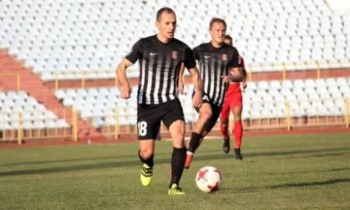 Хавбек «Шахтера» будет играть во втором дивизионе чемпионата Словакии