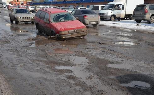В Караганде автобусы не соблюдают маршрут из-за плохих дорог