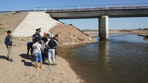 Профилактические мероприятия проводят на водоемах Актогайского района