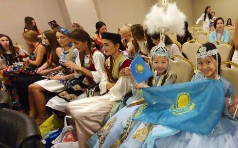 Юные карагандинки получили награды международного конкурса красоты