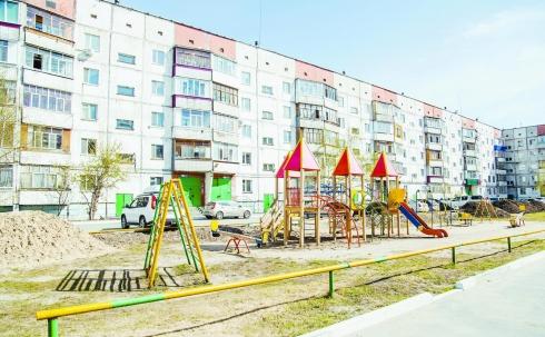 В Караганде выберут лучший двор и самых активных жителей