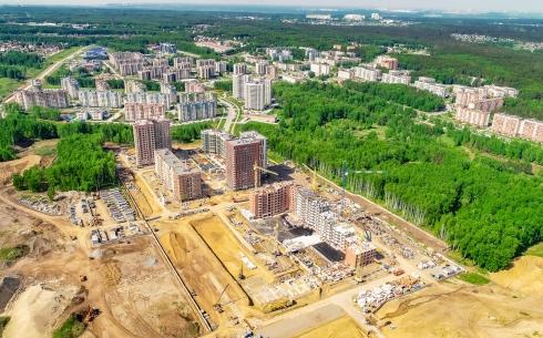 Новостройки в наукограде Кольцово (Новосибирск): уютные квартиры в удивительном месте