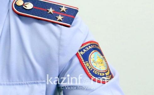 Не страшась огня: как полицейские спасают жизни казахстанцев