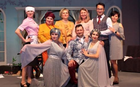 Темиртауский театр для детей и юношества готовится к закрытию сезона