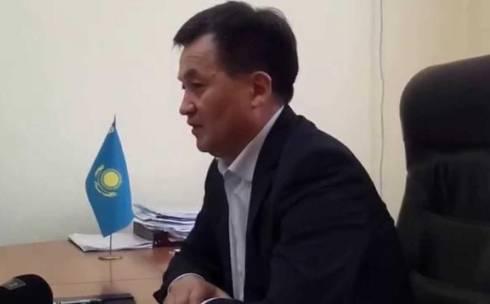 Задержан заместитель акима Караганды Жаксылык Шалабеков