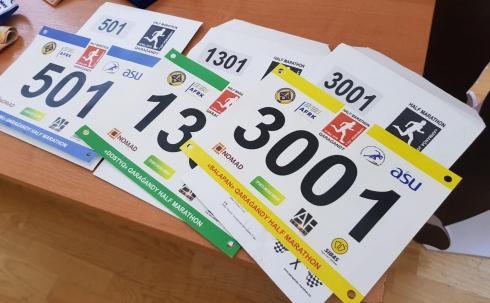 Выдача стартовых пакетов участников «Арманға жол 2019» будет осуществляться три дня