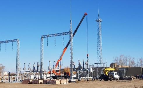 В 2019 году в Караганде введут в эксплуатацию новую электрическую подстанцию