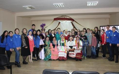 В карагандинском историко-краеведческом музее провели встречу в честь Дня благодарности