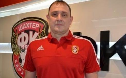 """Николай Родионов: «Всегда хотел оказаться в """"Шахтере""""»"""