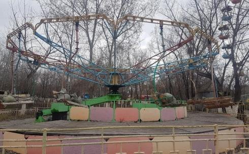 В Центральном парке Караганды на Наурыз будут работать некоторые аттракционы