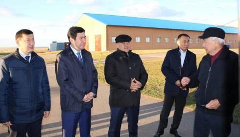 В здании бывшего завода «КазАвиаСпектр» будут производить сухое кобылье молоко