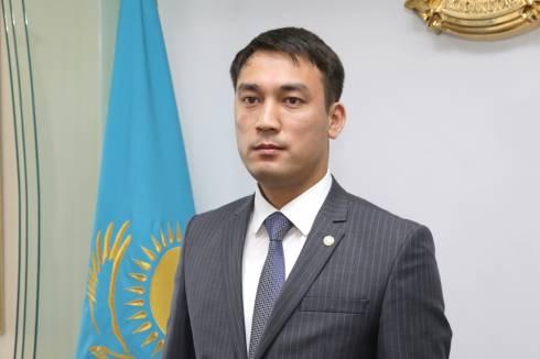 Назначен новый руководитель Карагандинского департамента государственного имущества и приватизации