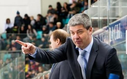 Леонид Тамбиев продлил контракт с ХК «Сарыарка»