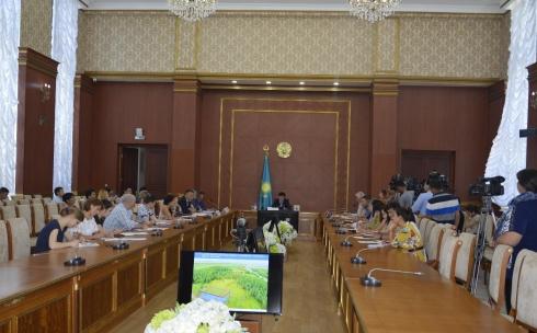 Более 23 миллионов тенге потратит на лесохозяйственные работы АО НК «КазАвтоЖол» в березовой роще