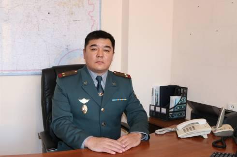 Назначен новый заместитель начальника ДЧС Карагандинской области