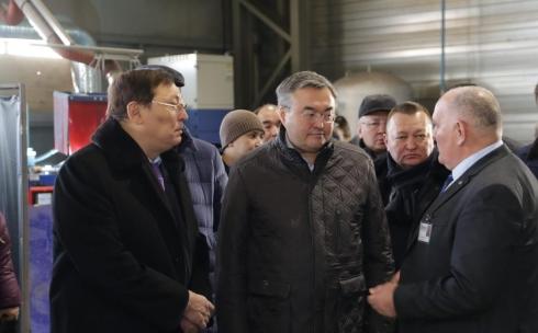 В развитии карагандинской СЭЗ будут помогать два министерства