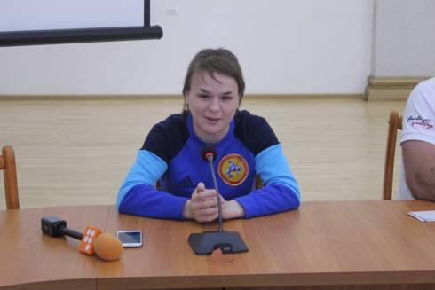 Ирина Борисова получила первую в своей жизни квартиру