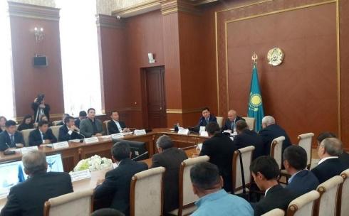 Умирзак Шукеев призвал карагандинских бизнесменов заниматься животноводством