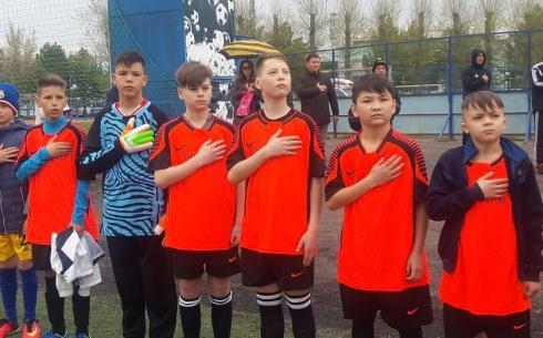 В Караганде завершился отборочный этап турнира по футболу «Навстречу мечте»