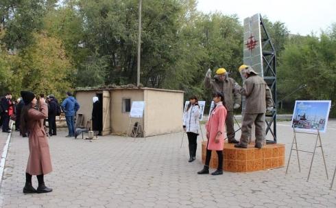 В День города в Темиртау организовали музейный форум