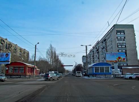 На выходных в Караганде перекроют проспект Нуркена Абдирова