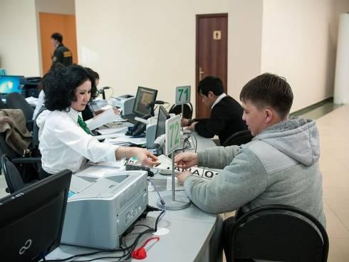 В Караганде автоЦОН начал работать в прежнем режиме