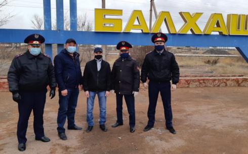 Из-за карантина освободившиеся из мест лишения свободы в Карагандинской области не могли попасть домой