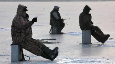 Жеребьёвки и тренировки чемпионата мира по подлёдному лову рыбы прошли на Самаркандском водохранилище
