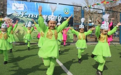 В рамках реализации программы «Рухани жаңғыру» в Караганде проведен Фестиваль «Ұлы дала»