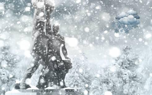 В Караганде сегодня до 10 градусов мороза
