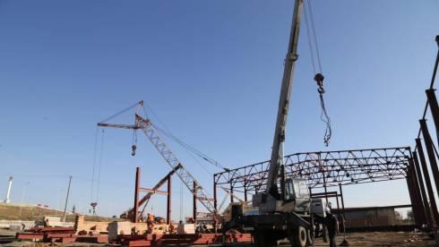 Масштабное строительство жилья идёт в Бухаржырауском районе