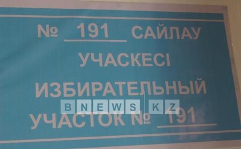 В Карагандинской области к досрочным выборам подготовят 1105 избирательных участков