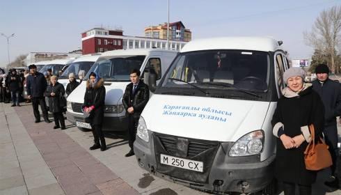 В формате «здесь и сейчас» помогают карагандинской молодёжи