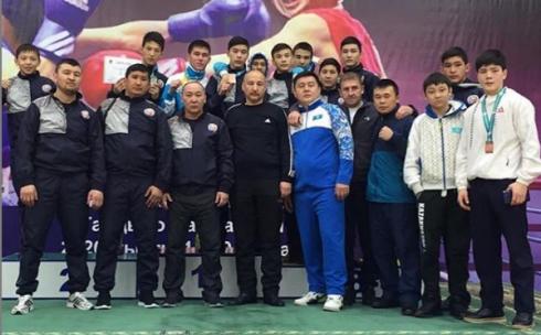 Пять медалей завоевали карагандинские юные боксеры на чемпионате Казахстана