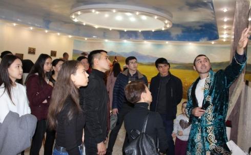 В Караганде состоялась «Ночь в музее»