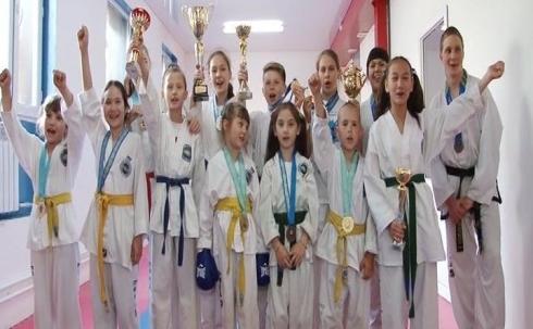 Темиртауские спортсмены привезли 25 медалей