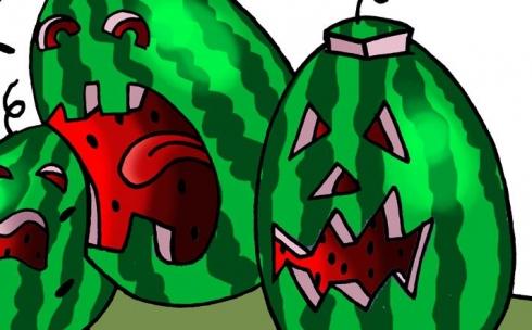 Нитратов в 3-4 раза выше нормы содержится в арбузах и дынях