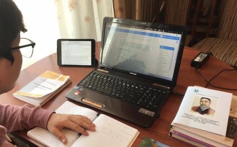 Дистанционный режим не повлияет на качество учебы - управление образования Карагандинской области