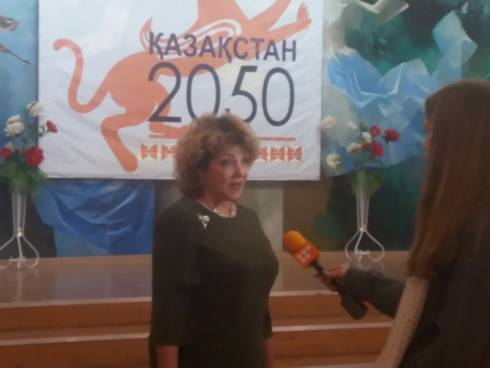 В Караганде открылся клуб для пенсионеров «Золотые годы»