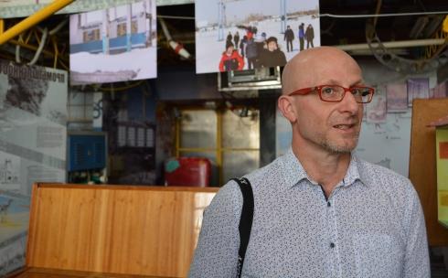 В Карагандинском Экомузее проходит выставка французского фотографа