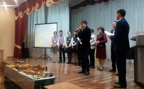 В Караганде школьники подискутировали на тему здорового питания