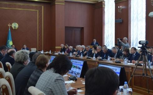 Основными источниками загрязнения в Карагандинской области остаются промышленные предприятия