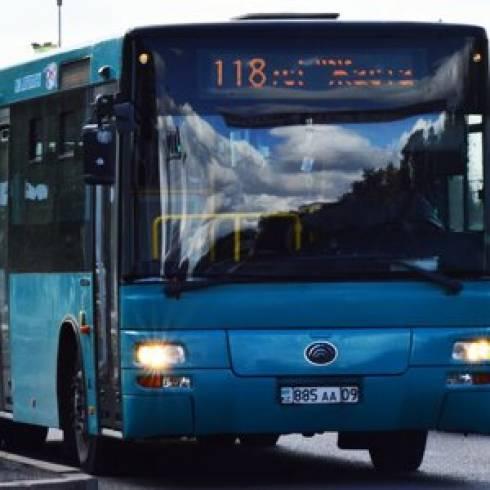 Маршруты 118 и 145 не будут принимать электронную оплату проезда при тестовом режиме в Караганде