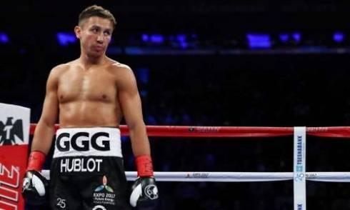 WBC назначил Головкину соперника перед третьим боем с «Канело»