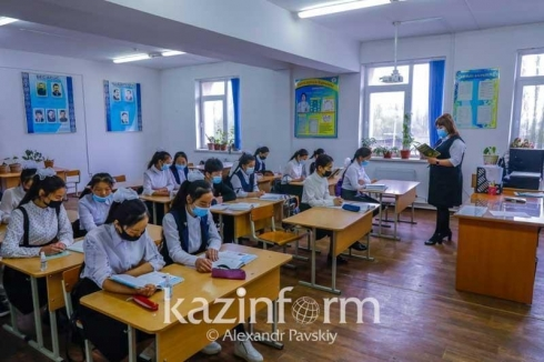 В прошлом году уровень образования пошел на спад - Ералы Тугжанов