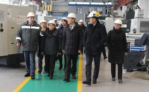Уже неделю депутаты Мажилиса Парламента находятся с рабочей поездкой в Карагандинской области