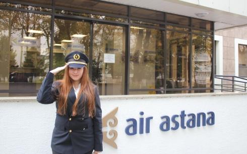 Журналист сайта eKaraganda.kz попробовала на себе профессию пилота