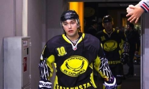 Нападающий «Сарыарки» Анисин перешёл в московское «Динамо»