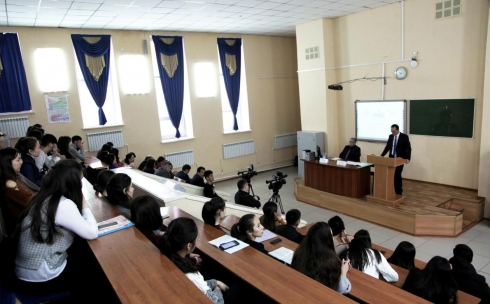 В Карагандинском государственном университете  состоялась конференция, посвященная 30-летию Института президентства в РК